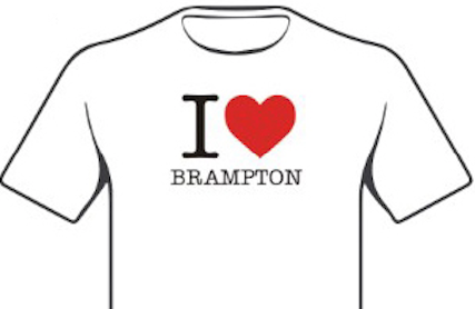 BRAMPTON SWAG