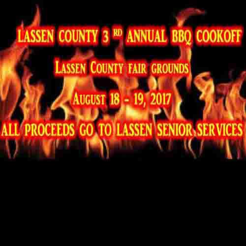 Lassen County 3rd Annual BBQ Cookoff