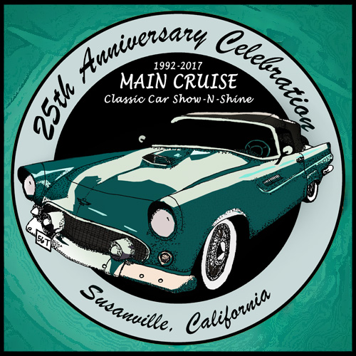 25th Anniversary Main Cruise 2017
