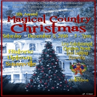Magical Country Christmas