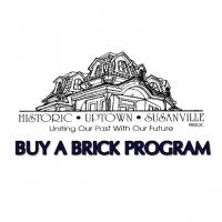 Historic Uptown Susanville Association:  Buy A Brick Program