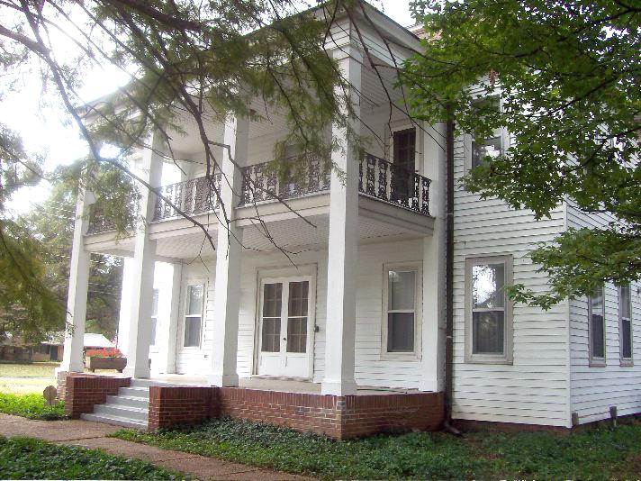Sikeston Historic Homes