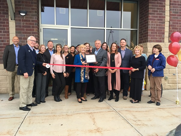 Ambassador Visits - Sun Prairie Chamber of Commerce, WI