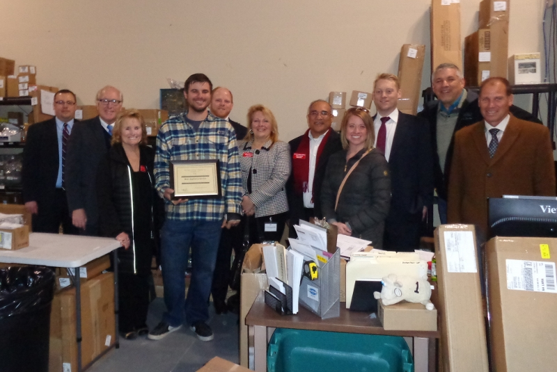 Ambassador Visits Sun Prairie Chamber Of Commerce Wi