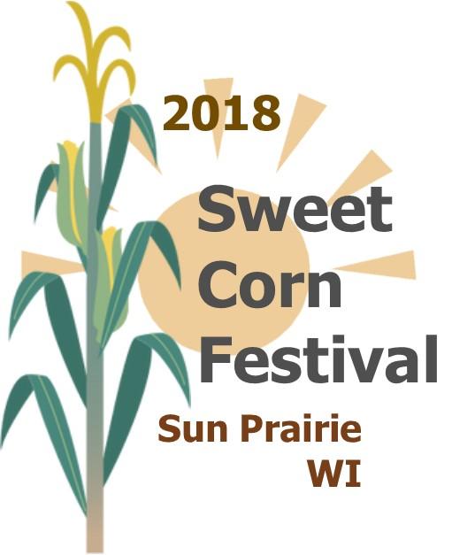 2018 corn fest logo