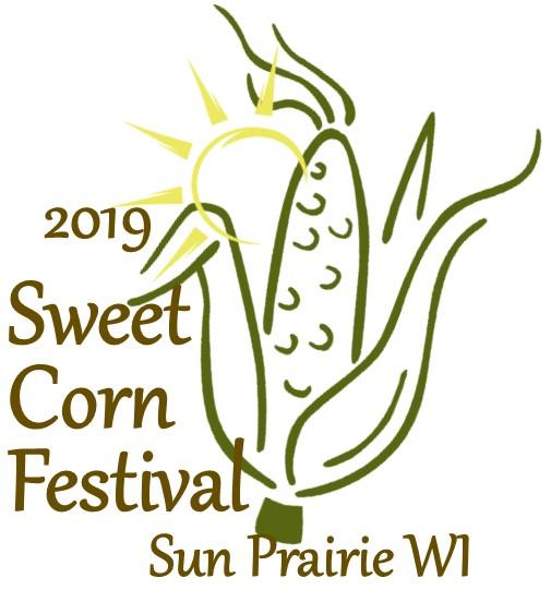 2019 corn fest logo