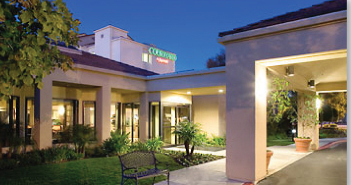 Courtyard Marriott South Coast Metro