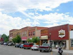 Downtown Thermopolis