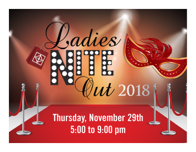 Join us for Ladies Night Out