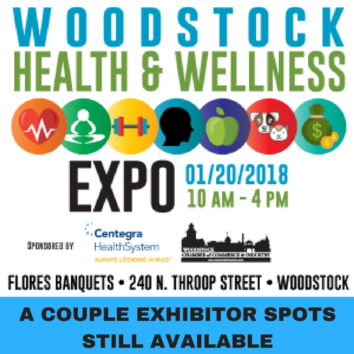 2nd Annual Health  & Wellness Expo Sponsored by Centegra Health System