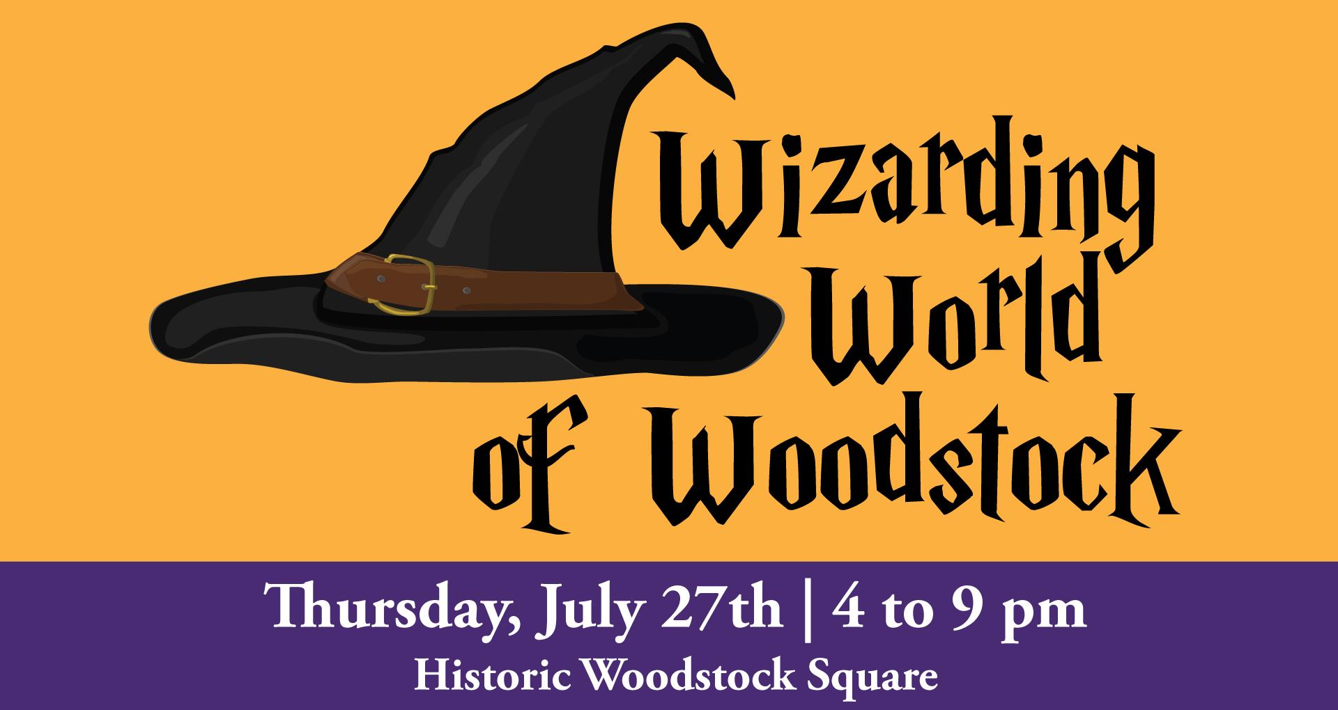 Wizarding World of Woodstock