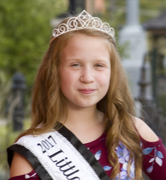 Hannah Kaufmann Little Miss Woodstock 2017