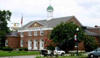 Peach County Courthouse