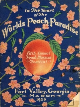 A Year After Founding, County Hosted 5th Peach Festival
