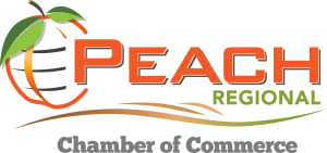 Peach Regional Chamber of Commerce Logo