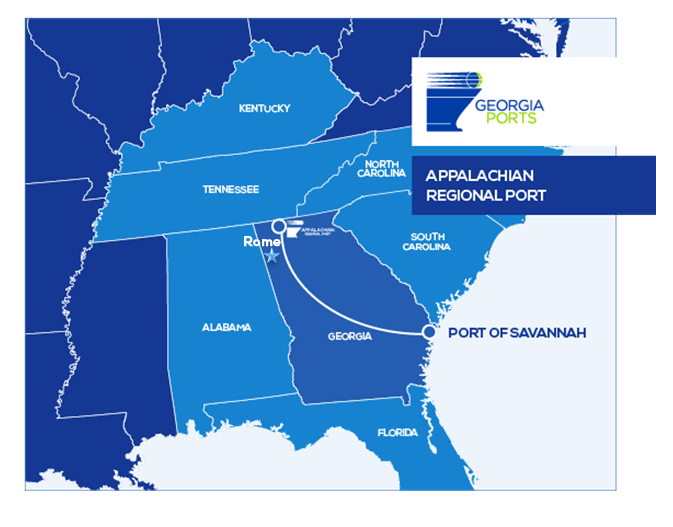 Appalachian Regional Port