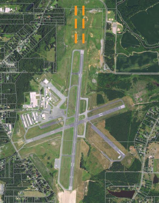 RICHARD B. RUSSELL REGIONAL AIRPORT & TOWERS FIELD