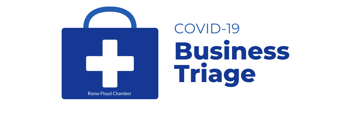 COVID19 Business Triage Rome, Ga