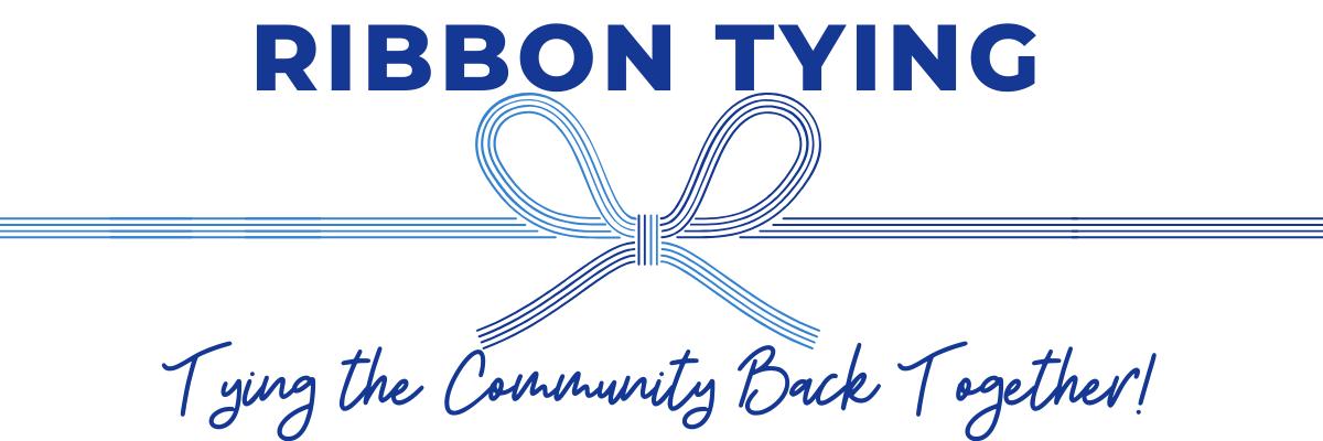 Ribbon Tying - Rome Floyd Chamber Rome ga floyd county