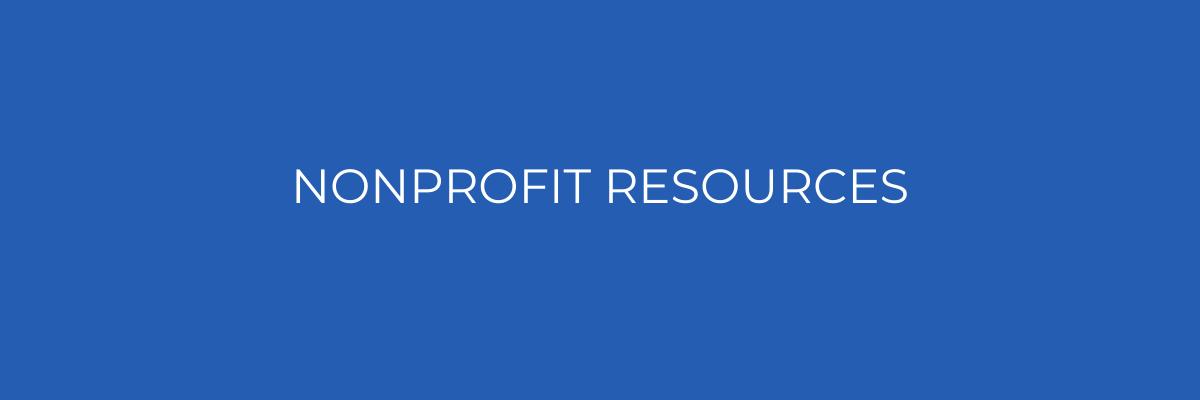 Nonprofit resources Covid 19 rome, ga
