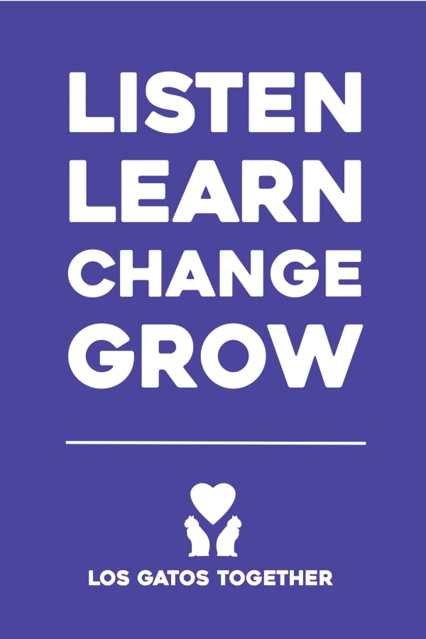 Listen Learn Change Grow