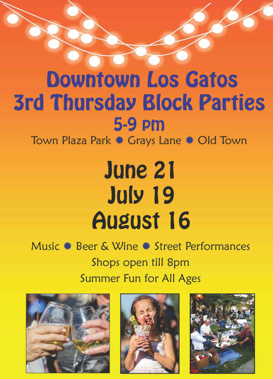 3rd Thursday Block Parties