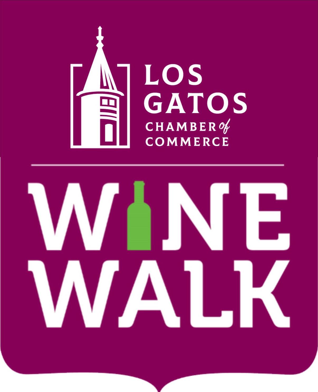 Los Gatos Wine Walk - October 2