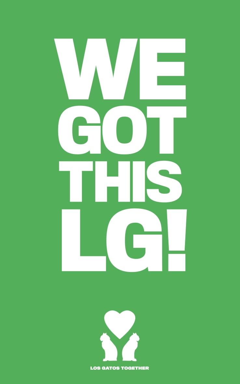 We Got LG! Campaign