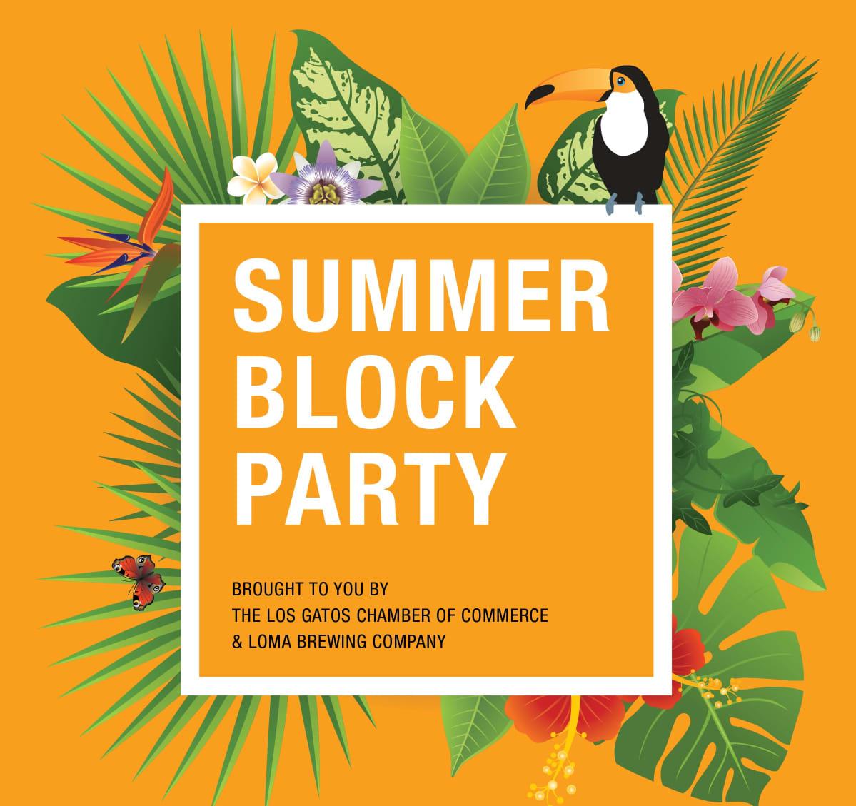 Summer Block Parties - July 18 & August 8