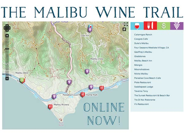 Map Of California Malibu.Home Malibu Chamber Of Commerce Ca