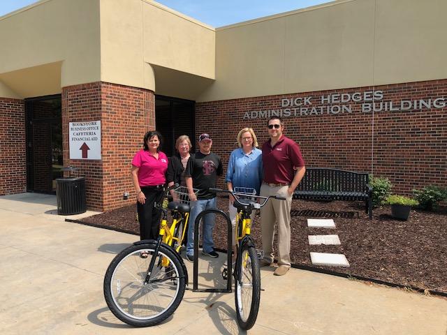 Bike Share Program - Fort Scott Community College