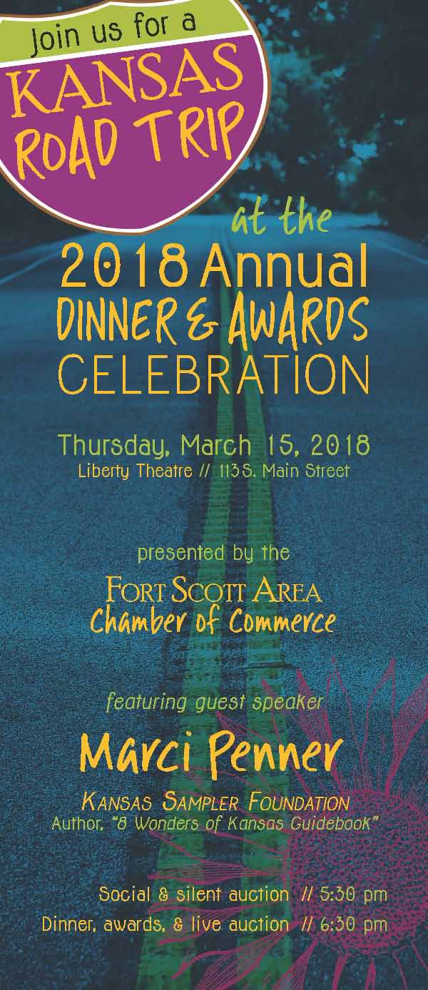 Fort Scott Chamber Annual Dinner 2018