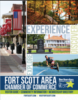 2018 Fort Scott Visitor Guide - Community Information - Membership Directory