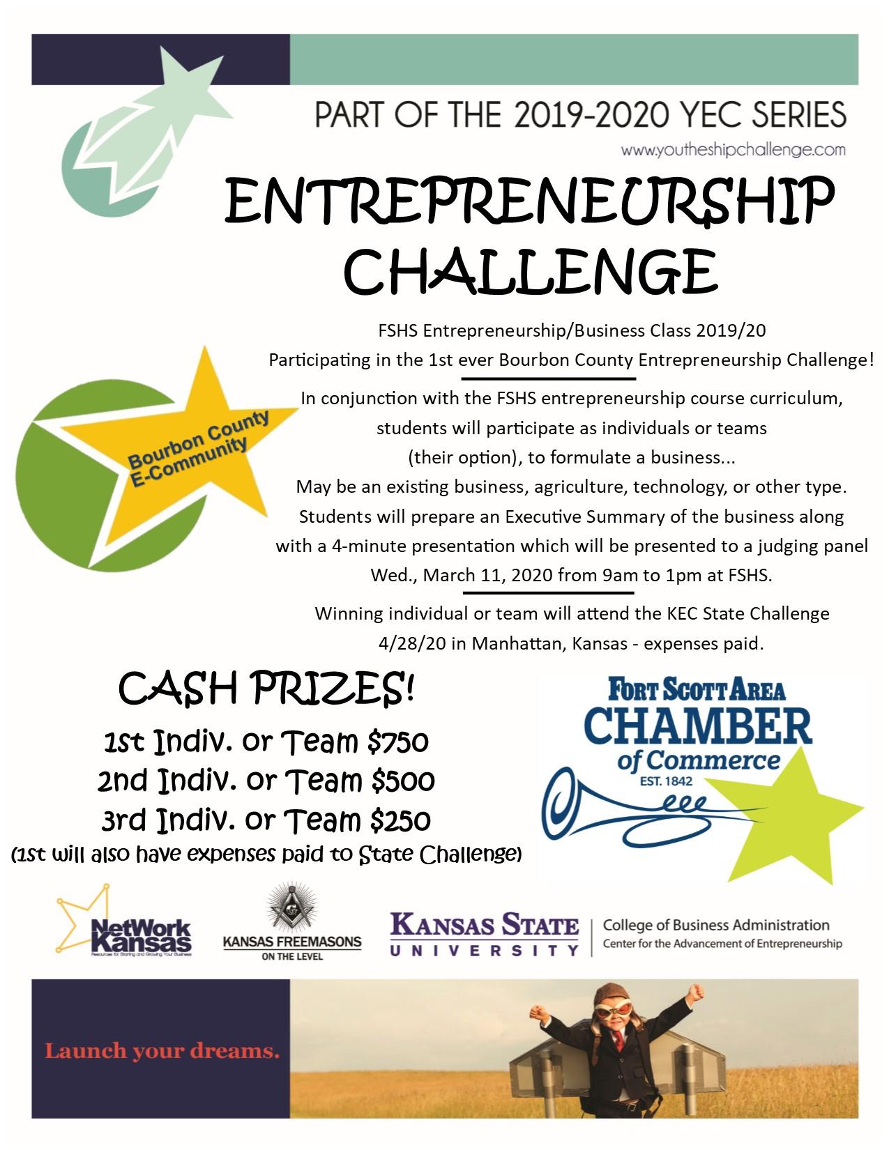 Bourbon-County-Fort-Scott-YEC-Youth-Entrepreneurship-Challenge