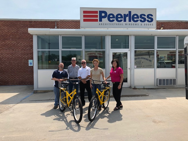Bike Share Program - Peerless Products, Inc.