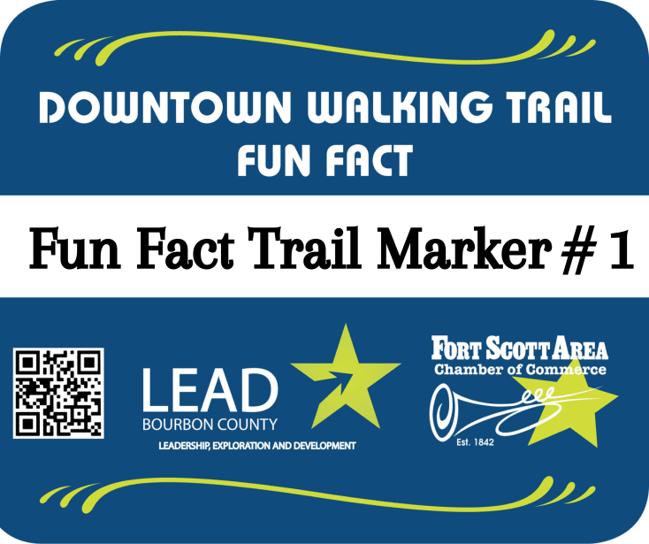 Fun Fact Trail Marker # 1