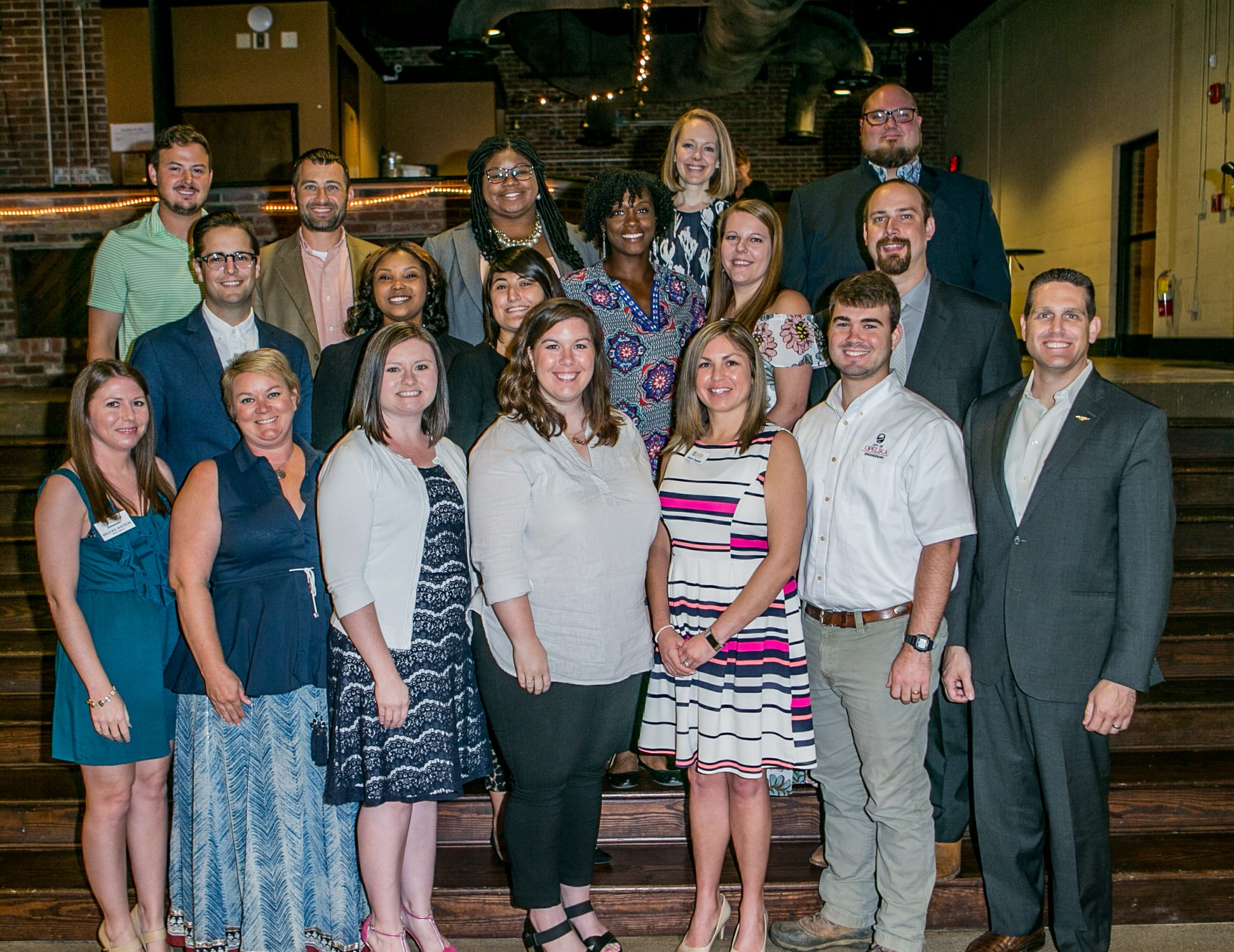20 Under 40 Class of 2018-2019