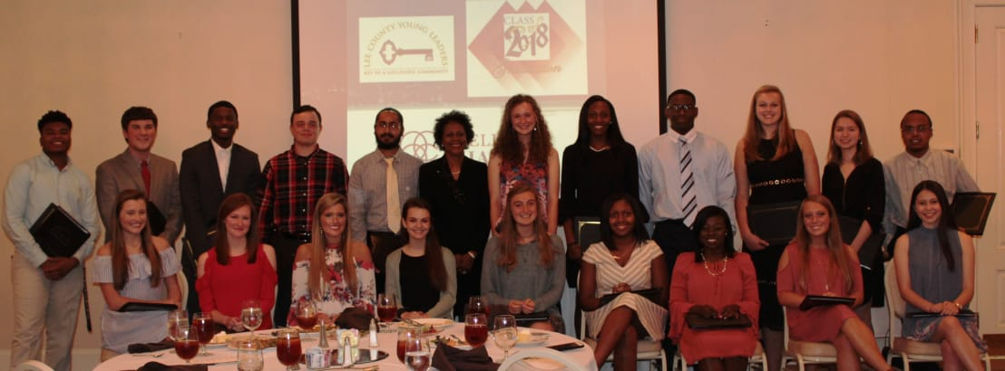 2017-2018 Lee County Young Leaders Graduation