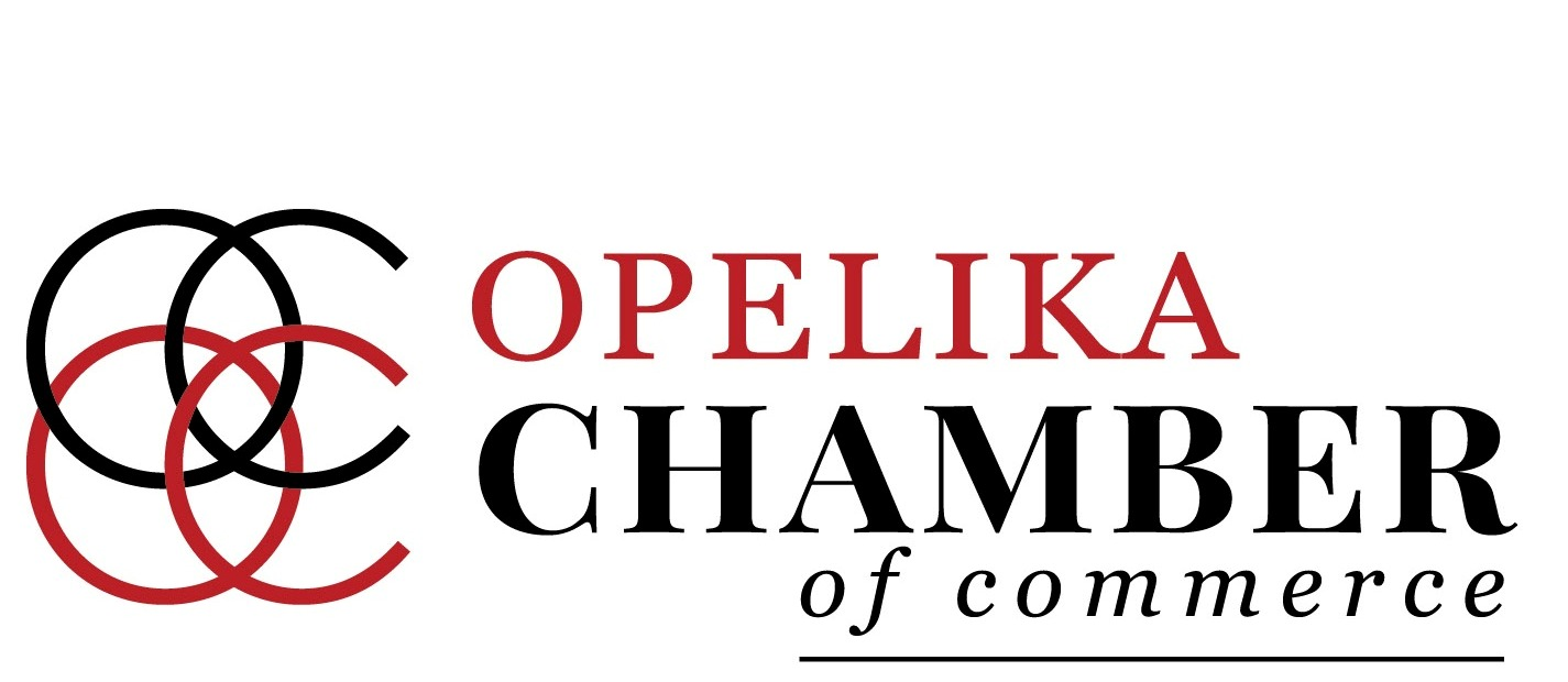Opelika Chamber of Commerce Logo