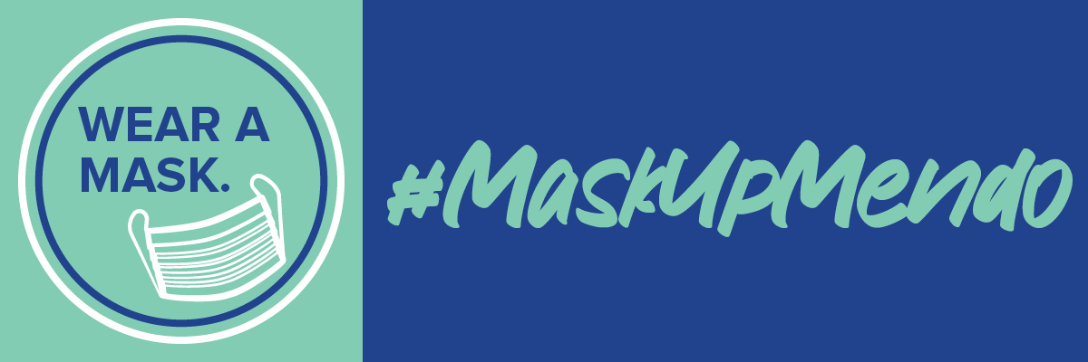Mask Up Mendo