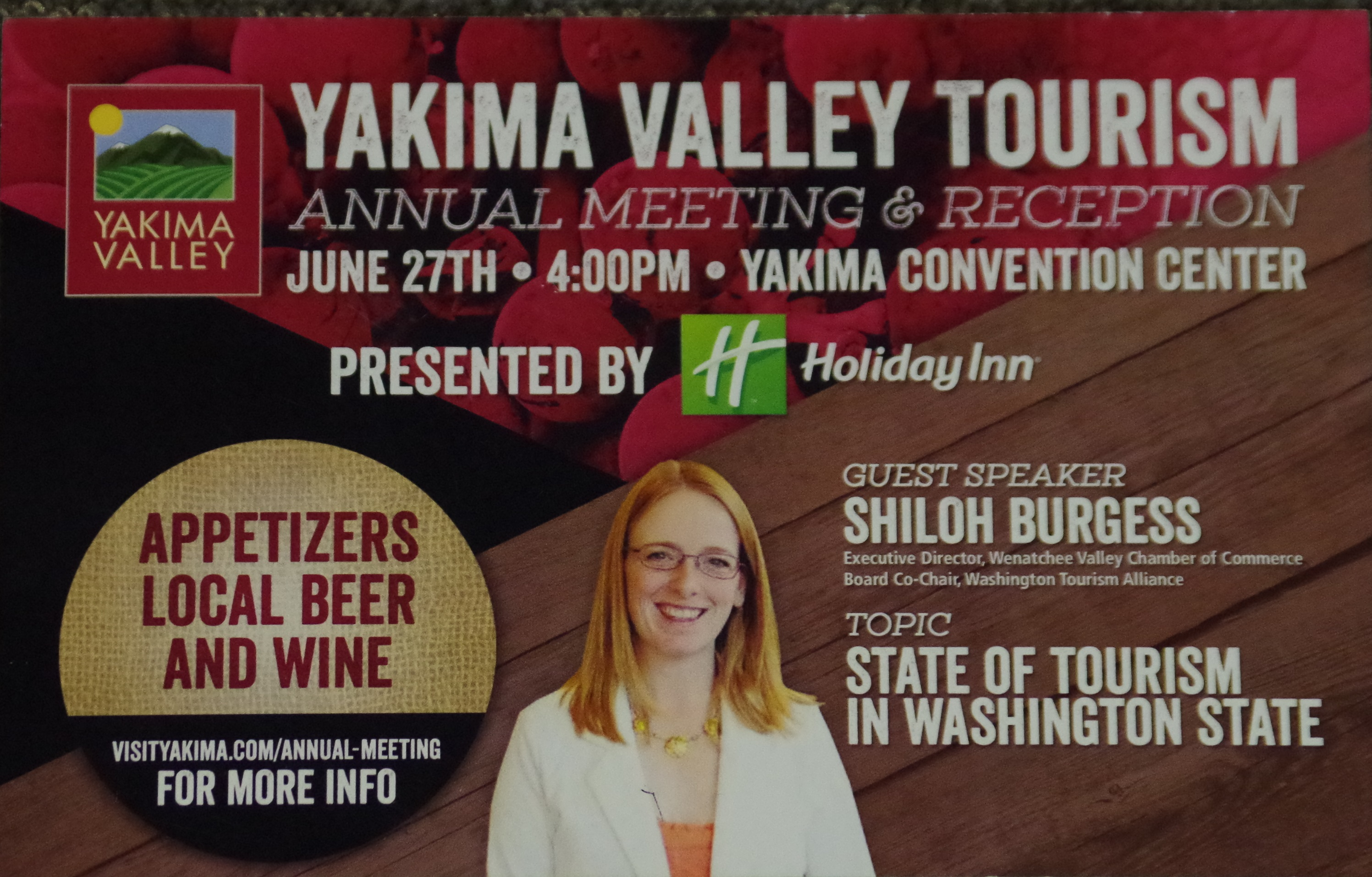 Photo courtesy of Yakima Valley Tourism