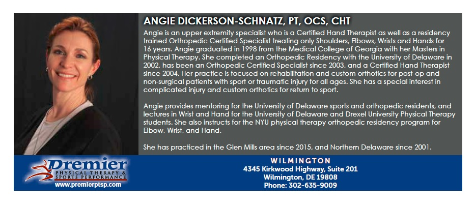 Premier Physical Therapy Announces Addition to Staff - FAQs