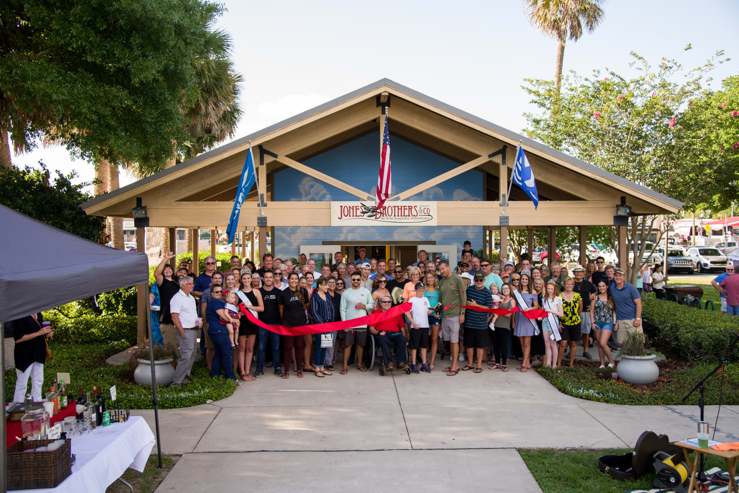 Jones Brothers & Co. Grand Opening & Ribbon Cutting Ceremony