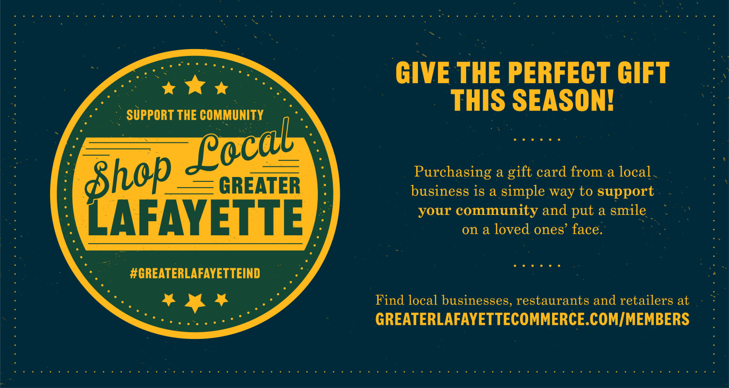 Shop Local in Greater Lafayette