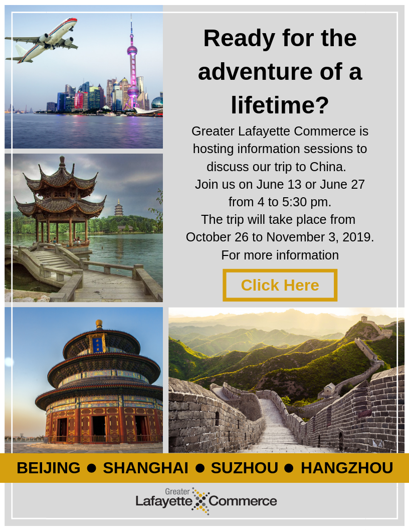 Adventure to China Informational Session