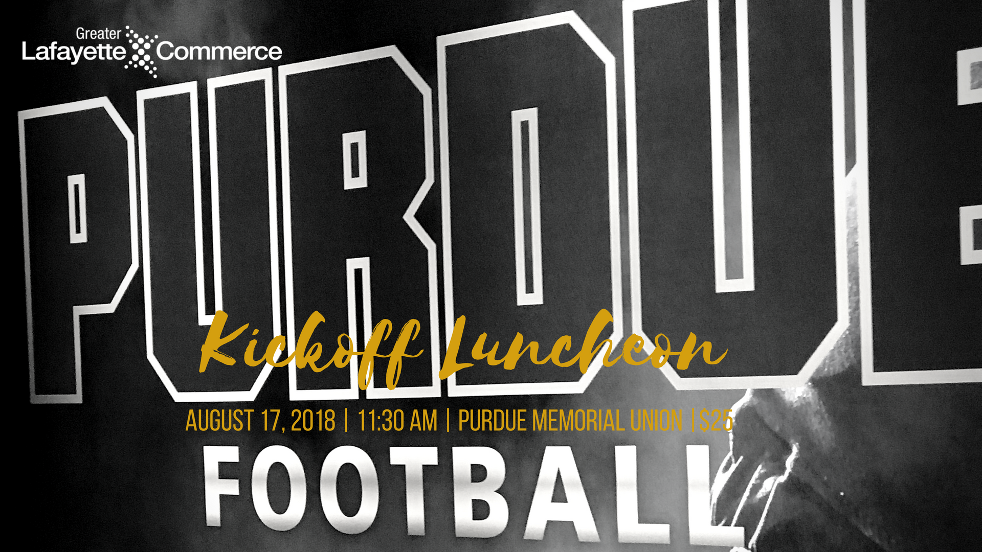 Purdue Football Kickoff Luncheon