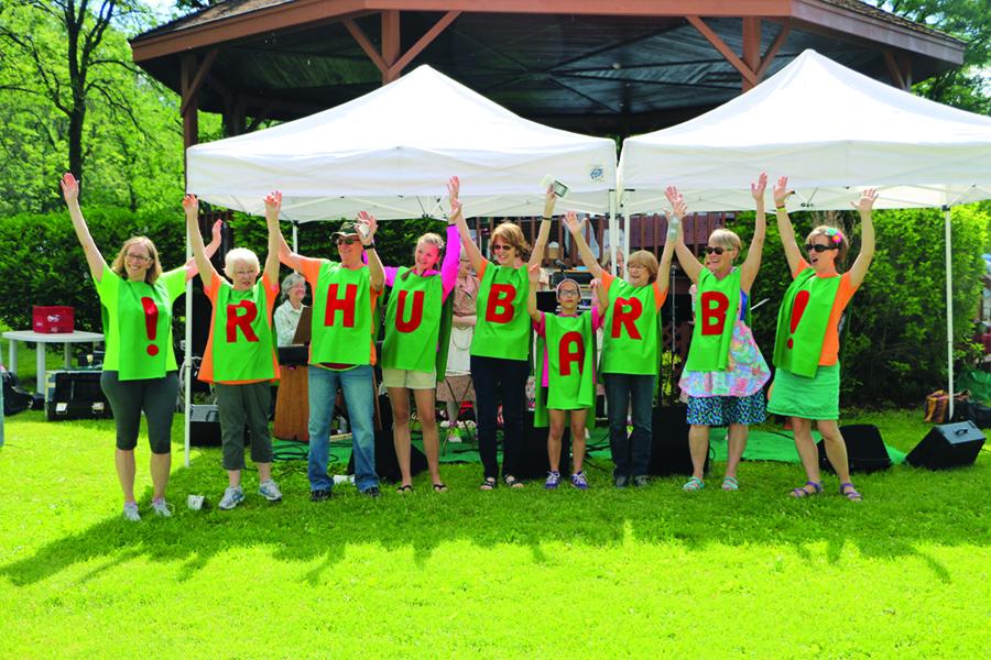 Rhubarb Festival - Lanesboro