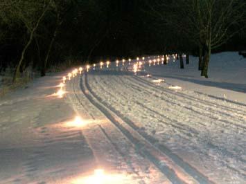 Whalan Candlelight Ski
