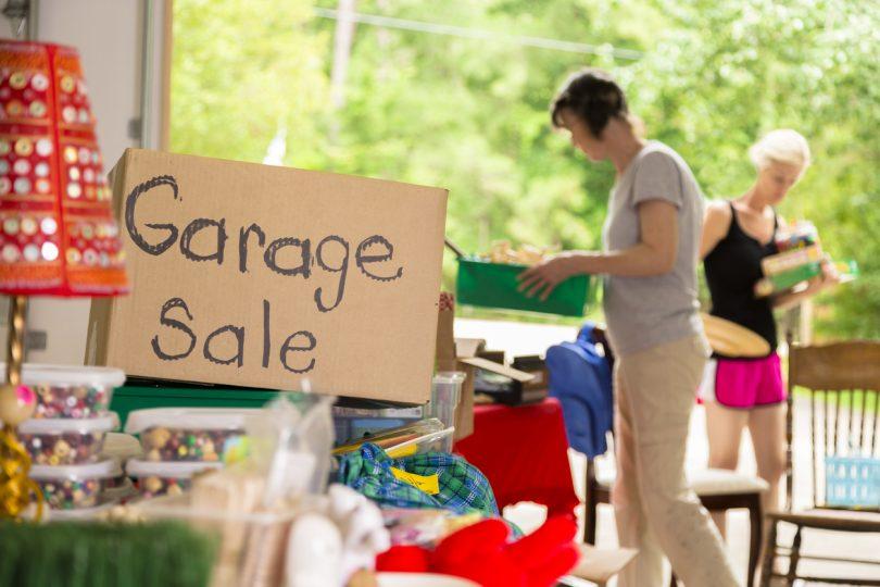 60 Mile Garage Sale