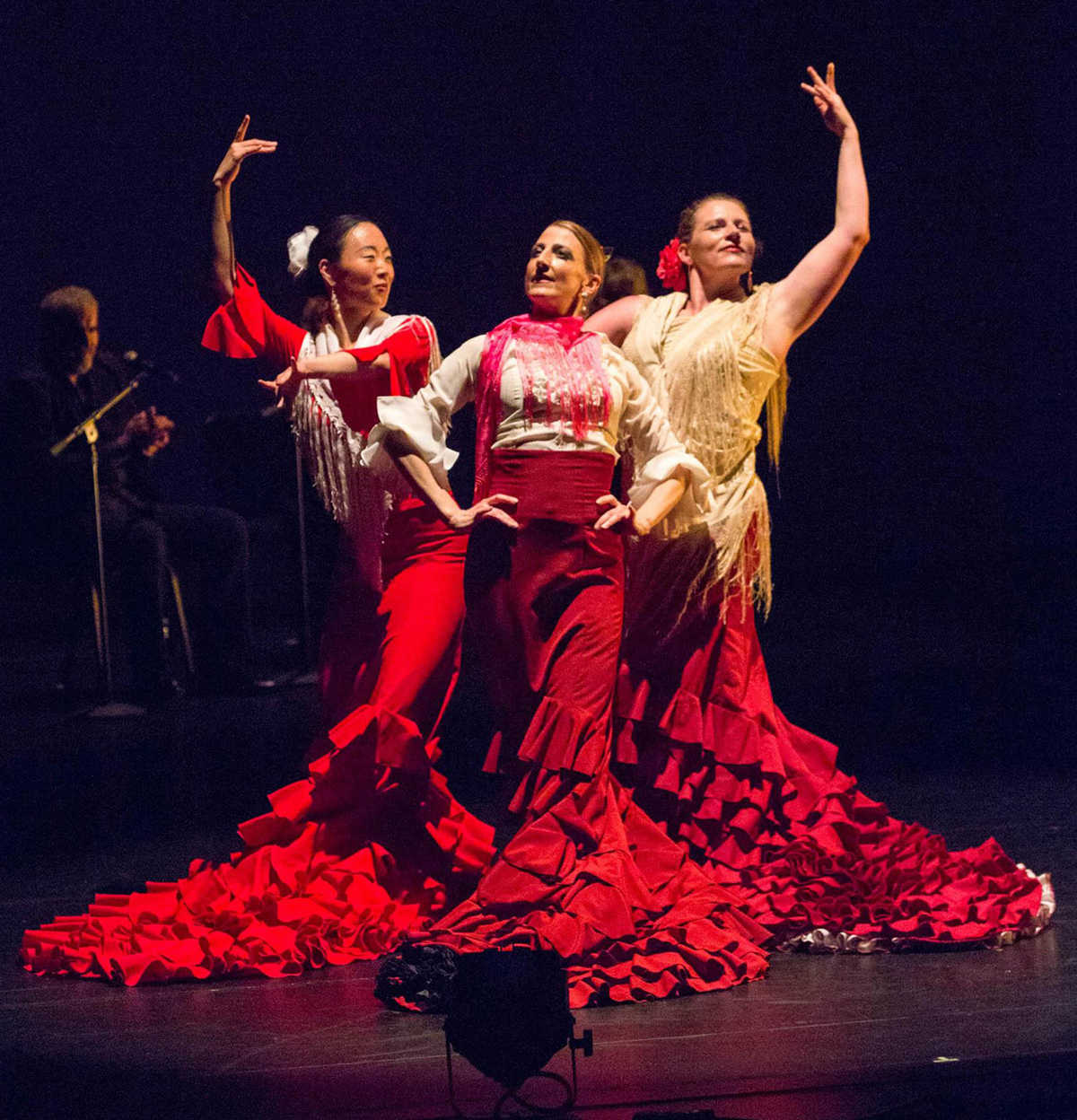 Zorongo Flamenco Dance Theatre